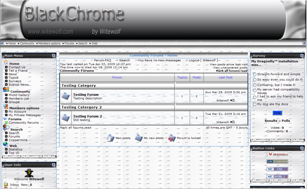 BlackChrome v1.0.0